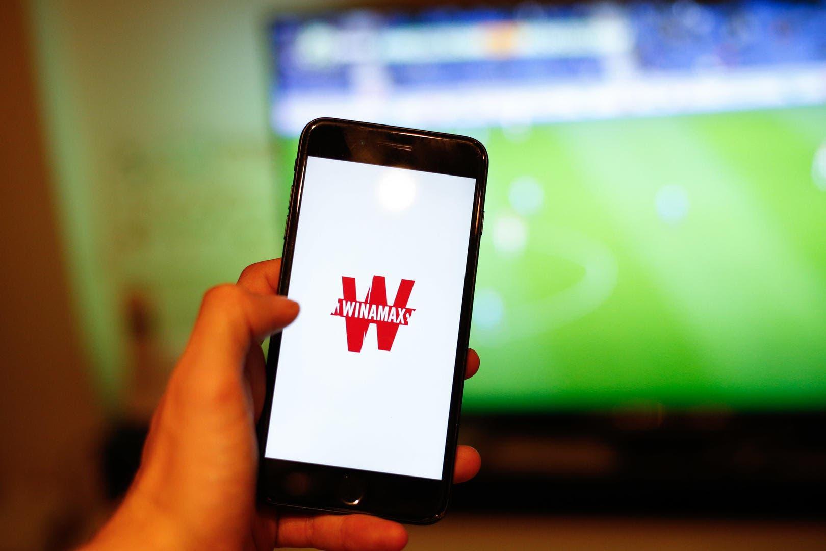 Winamax mobile sport